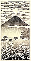 Gihachiro Okuyama 1907-1981 - Mt. Fuji