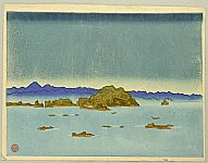Masao Maeda 1904-1974 - Great Ocean