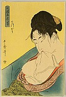 Utamaro Kitagawa 1750-1806 - Teppo