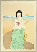 Ryusei Okamoto born 1949 - Way to the Sea - First Love No. 41