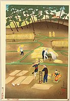 Bakufu Ono 1888-1976 - Autumn Harvest