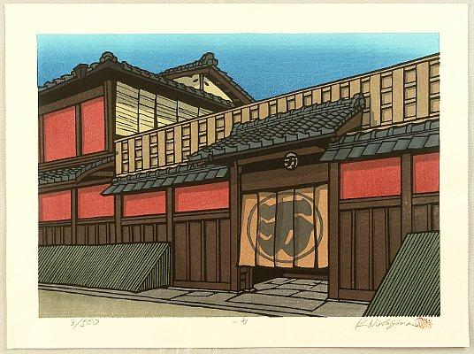 Ichiriki Tea House - Katsuyuki Nishijima - born 1945