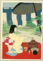 Chieko Minagawa born 1924 - Tea Ceremony