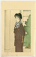 Eiho Hirezaki 1881-1968 - Book Illustration - 1