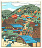 Nisaburo Ito 1910-1988 - Mountain Village
