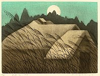 Koichi Sakamoto born 1932 - Winter Moon - 1