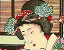 Chikanobu Toyohara 1838-1912 - Customs and Manners of Edo 12 Months - August