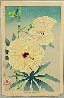 Shundei Nakamura 1904-1966 - Hibiscus