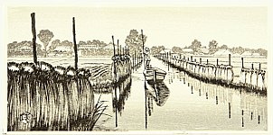 Gihachiro Okuyama 1907-1981 - Canal