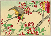 Hiroshige III Utagawa 1842-1894 - Bird and Flower
