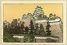 Oshiro - The Himeji Castle - Toshi Yoshida