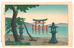 Gihachiro Okuyama 1907-1981 - Miyajima
