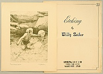 Willy Seiler 1903 - ? - Abalone Diver