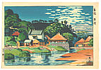 Hironobu Oda 1888-? - Summer Village