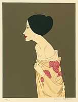 Keiichi Takasawa 1914-1984 - Beauty in Kimono
