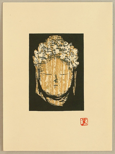 Kaoru Kawano 1916-1965 - Buddha