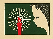 Kaoru Kawano 1916-1965 - Candle