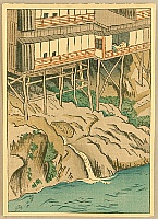 Hakuho Hirano 1879-1957 - Vacation Houses in Kaga