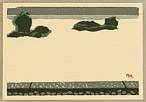 Masao Maeda 1904-1974 - Stone Garden