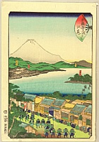 By Kuniteru Utagawa 1808-1876 - 53 Stations of Tokaido