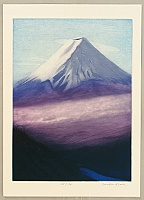 Denji Noma born 1935 - Mt. Fuji
