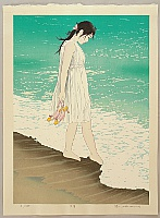 Ryusei Okamoto born 1949 - First Love # 34 - Sound of Waves