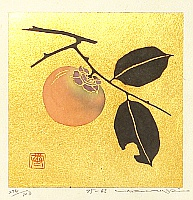 Work 75 - 63 Persimmon - By Haku Maki