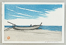 Shiro Enami (Enan) 1901 - ? - Beach