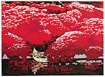 Chen Yuping born 1947 - Snow of October