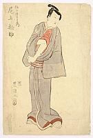 Toyokuni Utagawa 1769-1825 - Kabuki Actor Onoe Matsusuke