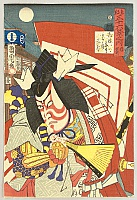 36 Views of the Eastern Capital - By Kunichika Toyohara