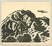 Masao Maeda 1904-1974 - High Mountain