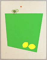Yoshisuke Funasaka born 1939 - Four Seasons of Lemons - Winter