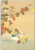Unknown - Bird and Chrysanthemum