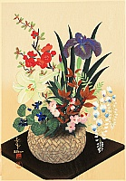 Bakufu Ono 1888-1976 - Flowers - Spring