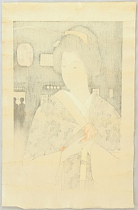 Tomoyo Jinbo born 1902 - Light in Early Evening