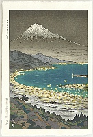 Koichi Okada 1907-? - Mt. Fuji and Nihondaira
