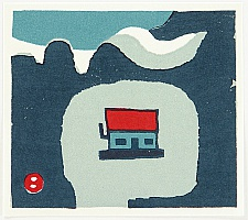 Umetaro Azechi 1902-1999 - Mountain Home