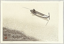 Masaharu Aoyama 1893-1969 - Boat