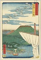 Rokuju-yo Shu Meisho Zue - Ando Hiroshige