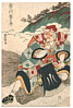 Toyokuni Utagawa 1769-1825 - Man and the Axe
