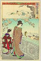 24 Paragons of Filial Piety - Chikanobu Toyohara