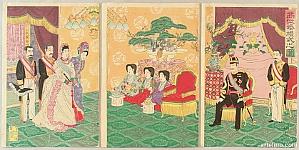 Emperor Meiji - 1852-1912