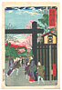 Hiroshige III Utagawa 1842-1894 - Ueno Park - Tokyo Meisho