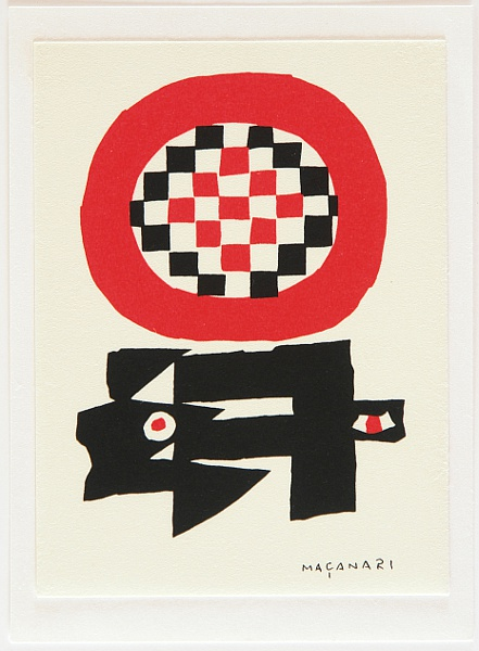 Masanari Murai 1905-1999 - Abstract