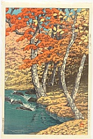 A Collection of Scenic Views of Japan - Autumn in Oirase