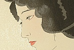 Shuho Yamakawa 1898-1944 - Four Images of Women - The Dusk