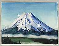 Paul Binnie born 1967 - Mt. Fuji in Morning