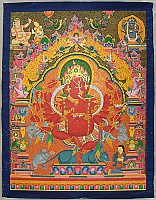 Exceptional Thangkas - 1225