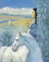 White Horse and Pure Land No.2